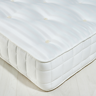 John Lewis Ortho Absolute 1400 Pocket Spring Mattress, Single