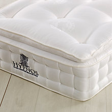 Buy Hypnos Special Superb Pillow Top 1800 Pocket Spring Mattress, Medium, King Size Online at johnlewis.com
