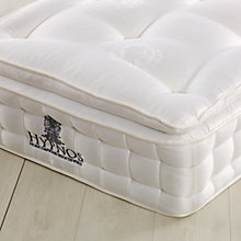 Buy Hypnos Special Superb Pillow Top 1800 Pocket Spring Mattress, Medium, Small Double Online at johnlewis.com