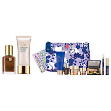 Buy Estée Lauder Double Wear Stay-In-Place Foundation, Deep Amber and Primer with Gift Online at johnlewis.com