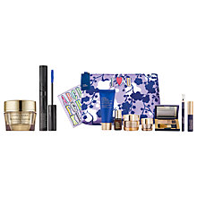 Buy Estée Lauder Anti-Ageing Eye Balm and Sumptuous Knockout Mascara, Black with Gift Online at johnlewis.com