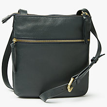 Buy John Lewis Aurora Leather Small Cross Body Bag Online at johnlewis.com