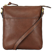 Buy John Lewis Harriet Small Leather Cross Body Bag Online at johnlewis.com