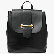 Buy John Lewis Aurora Leather Backpack Online at johnlewis.com
