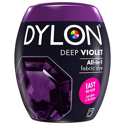 Buy Dylon All-In-1 Fabric Dye Pod, 350g Online at johnlewis.com