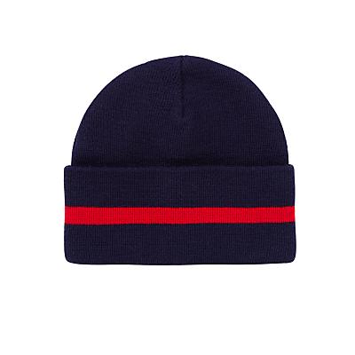 Image of Berkhampstead School Hat, Navy/Red