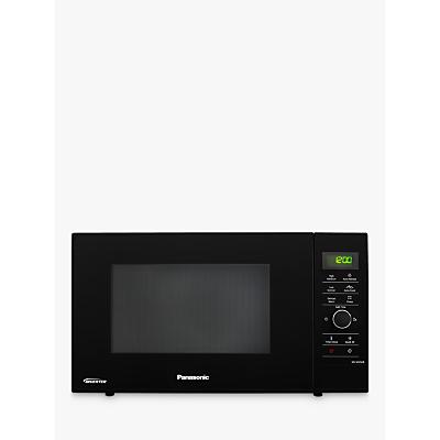 Panasonic NN-SD25HBBPQ Microwave, Black