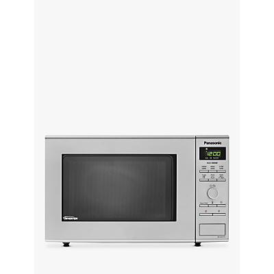 Panasonic NN-SD27HSBPQ Microwave, Silver