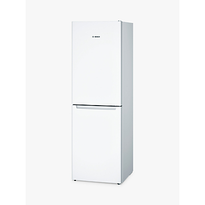Bosch KGN34NW3AG Freestanding Fridge Freezer, A++ Energy Rating, 65cm Wide, White