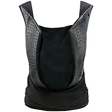 Buy Cybex Yema Baby Carrier, Stardust Black Leather Online at johnlewis.com