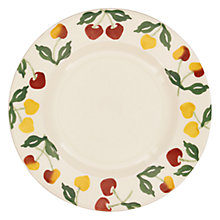 Buy Emma Bridgewater Summer Cherries Side Plate, Multi, Dia.22cm Online at johnlewis.com