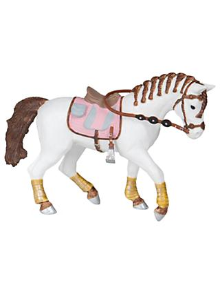 Papo Figurines: Braided Horse