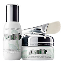 Buy La Mer The Brilliance Brightening Mask Set Online at johnlewis.com
