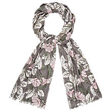 Buy Phase Eight Lucette Floral Print Scarf, Multi Online at johnlewis.com
