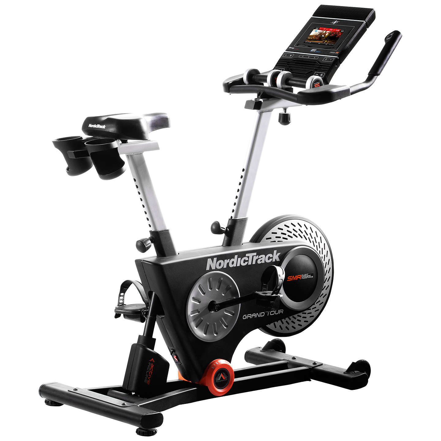 Proform Power Sensitive 7 0 Exercise Bike: NordicTrack Grand Tour Indoor Studio Bike At John Lewis