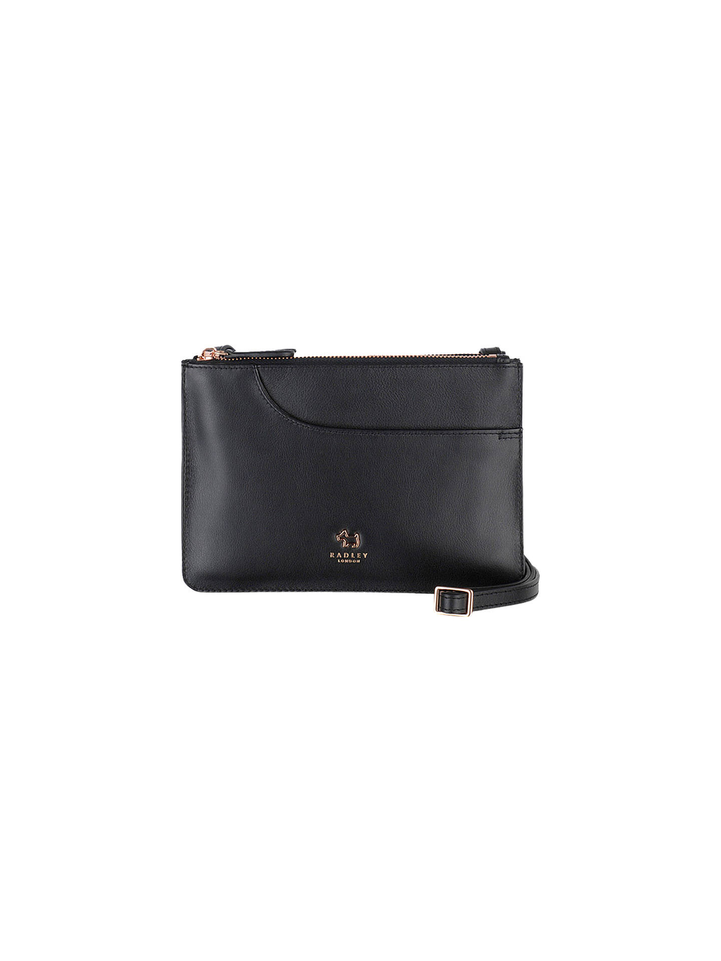 Buy Radley Pockets Leather Small Cross Body Bag b3881ee8442af