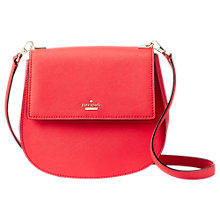 Buy kate spade new york Cameron Street Byrdie Leather Cross Body Bag Online at johnlewis.com