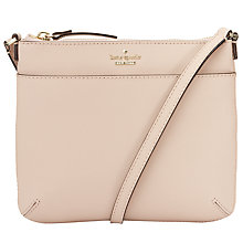 Buy kate spade new york Cameron Street Tenley Leather Across Body Bag Online at johnlewis.com