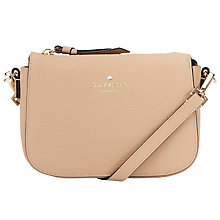 Buy kate spade new york Daniels Drive Wendi Leather Across Body Bag Online at johnlewis.com