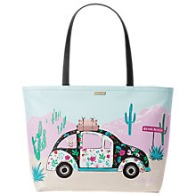 Buy kate spade new york Scenic Route Francis Car Tote Bag, Multi Online at johnlewis.com