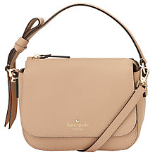 Buy kate spade new york Daniels Drive Alfie Leather Across Body Bag Online at johnlewis.com