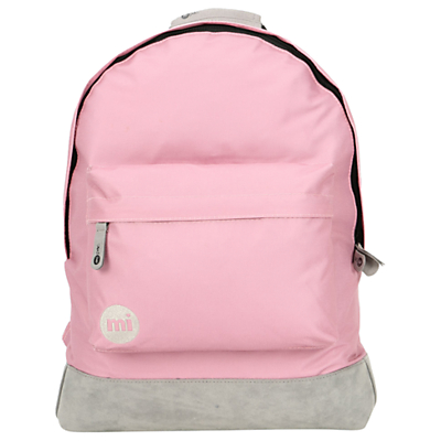 Mi-Pac Classic Backpack, Rose / Grey
