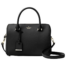 Buy kate spade new york Cameron Street Lane Leather Satchel Online at johnlewis.com