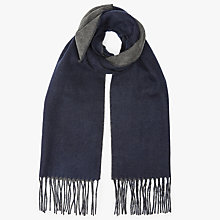 Buy John Lewis Cashmink Rev Scarf Online at johnlewis.com