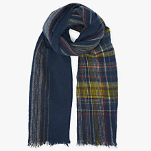 Buy JOHN LEWIS & Co. Boiled Wool Scarf Online at johnlewis.com