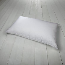 Buy John Lewis Hungarian Goose Down and Feather King Size Pillow, Medium/Firm Online at johnlewis.com