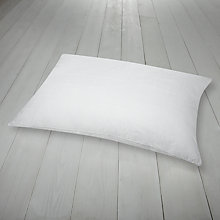 Buy John Lewis Hungarian Goose Down and Feather Standard Pillow, Medium/Firm Online at johnlewis.com