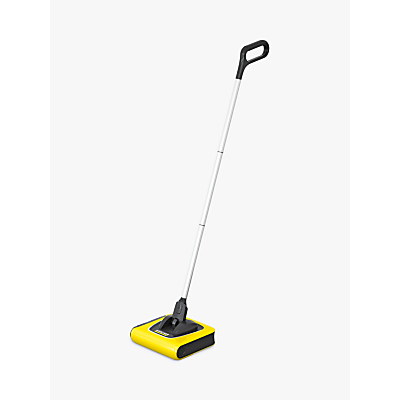 Karcher Yellow Cordless sweeper