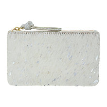 Buy AND/OR Maya Leather Coin Purse Online at johnlewis.com