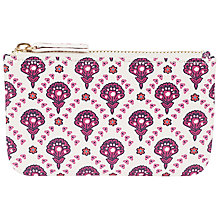 Buy John Lewis Calico Coin Purse, Flower Print Online at johnlewis.com