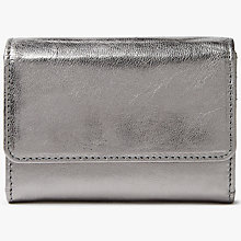 Buy John Lewis Ellie Small Leather Foldover Purse Online at johnlewis.com