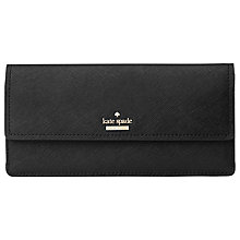 Buy kate spade new york Cameron Street Alli Leather Purse, Black Online at johnlewis.com
