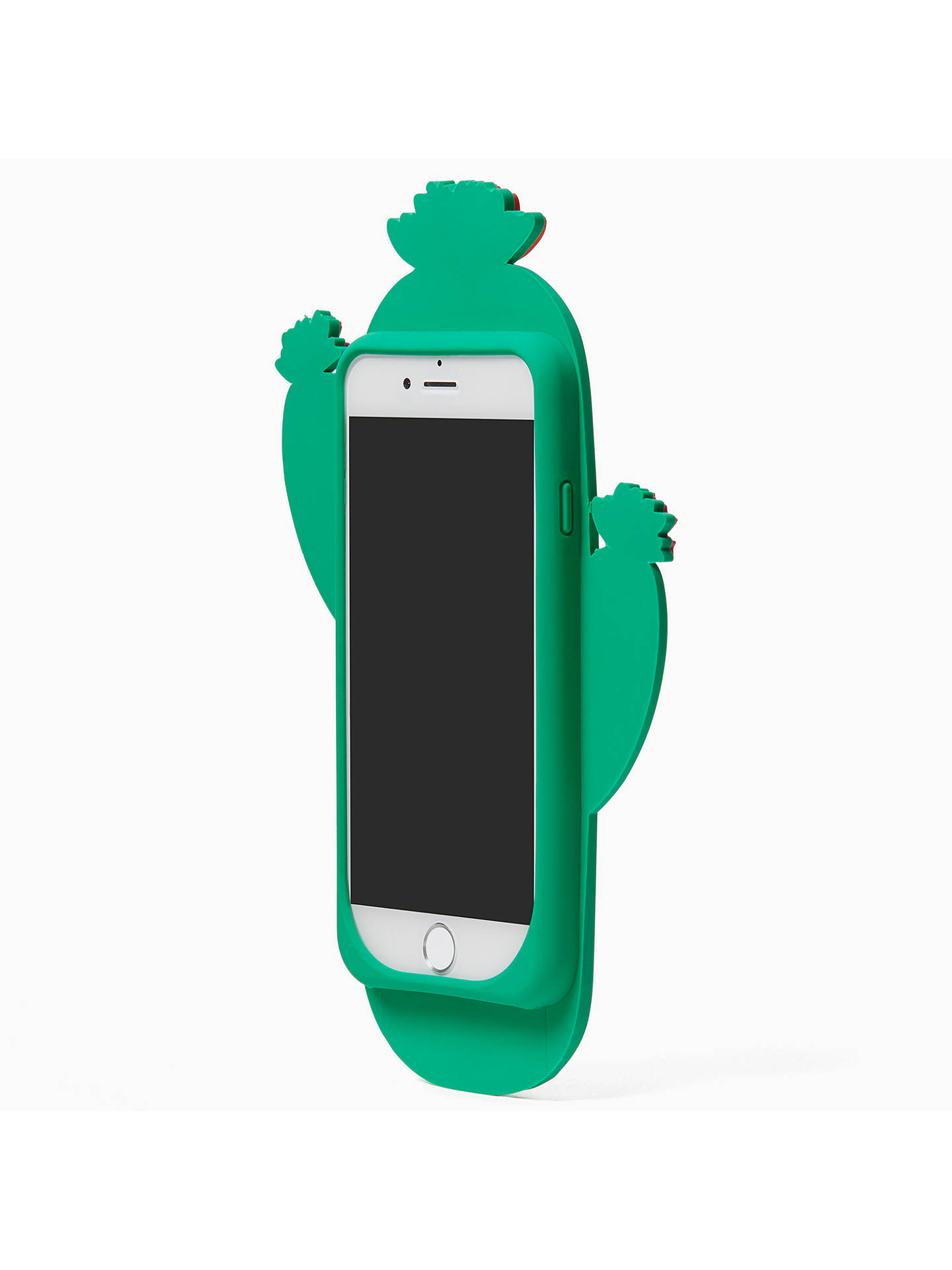 Buykate spade new york Cactus iPhone 7 Case, Multi Online at johnlewis.com