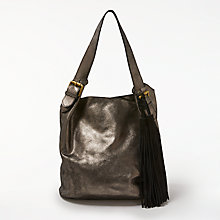 Buy AND/OR Maya Leather Bucket Bag Online at johnlewis.com