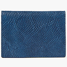 Buy John Lewis Khloe Leather Card Holder Online at johnlewis.com