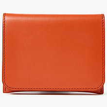 Buy Kin by John Lewis Fia Leather Card Purse Online at johnlewis.com