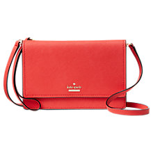 Buy kate spade new york Cameron Street Cecile Leather Across Body Purse Online at johnlewis.com