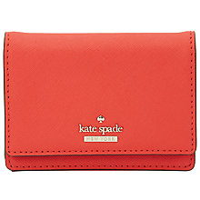 Buy kate spade new york Cameron Street Beca Leather Purse Online at johnlewis.com