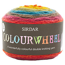 Buy Sirdar Colourwheel DK Cake Yarn, 150g Online at johnlewis.com