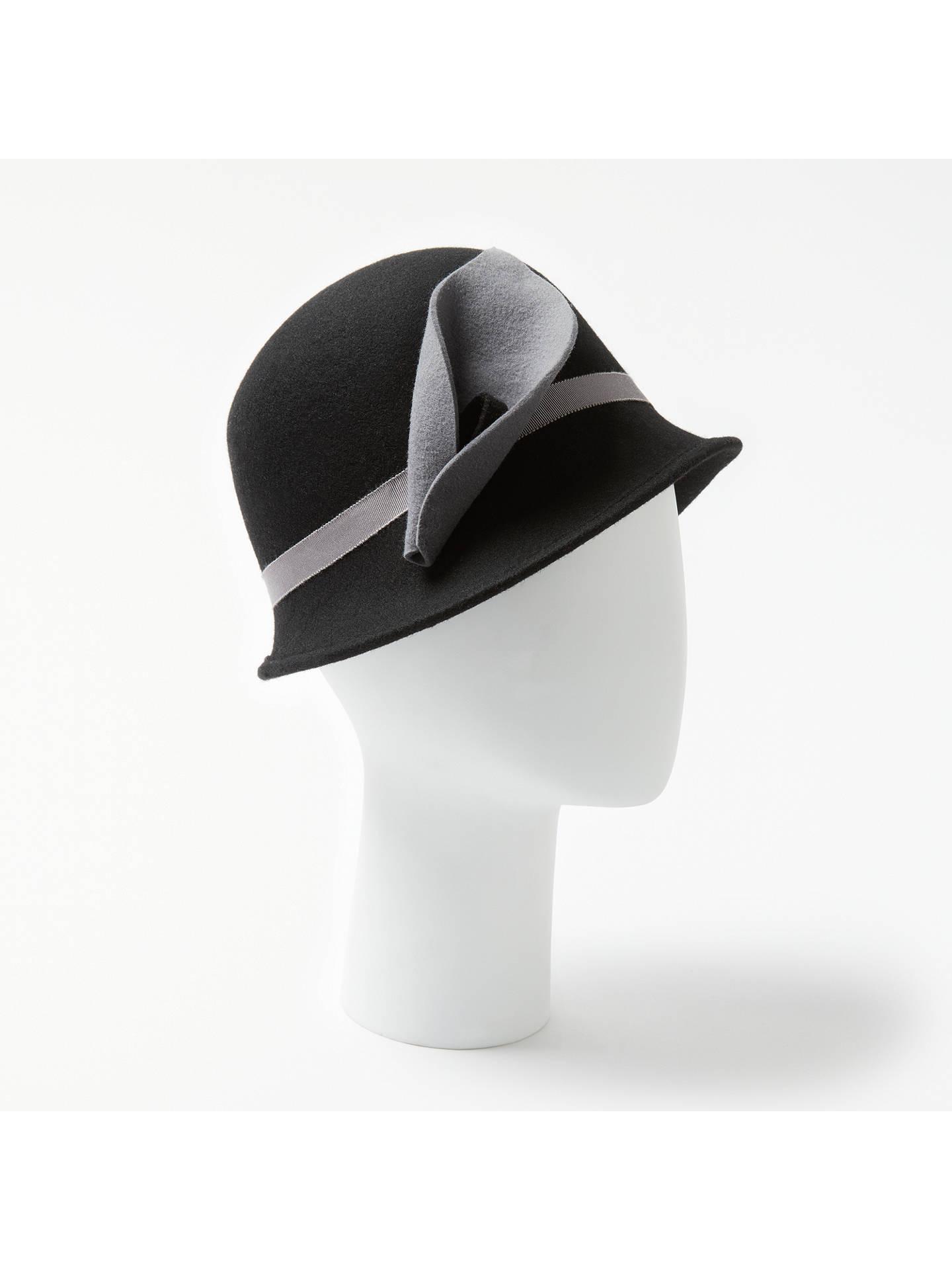 BuyJohn Lewis   Partners Wool Felt Cloche Hat e1f922a8e5e