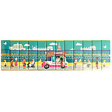 Buy House of Dorchester National Treasures Beside The Seaside Milk Chocolates, Pack of 24 Online at johnlewis.com