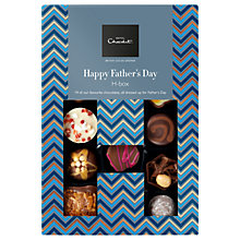 Buy Hotel Chocolat The Father's Day H-Box, 180g Online at johnlewis.com