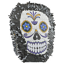 Buy Day of the Dead Skull Pinata Online at johnlewis.com