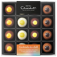 Buy Hotel Chocolat Cocktails-to-Chill, 105g Online at johnlewis.com