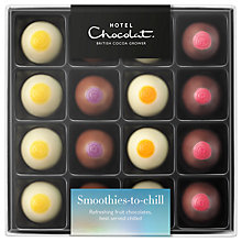 Buy Hotel Chocolat Smoothies-to-Chill, 105g Online at johnlewis.com
