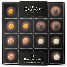 Buy Hotel Chocolat The Beer Collection, 110g Online at johnlewis.com